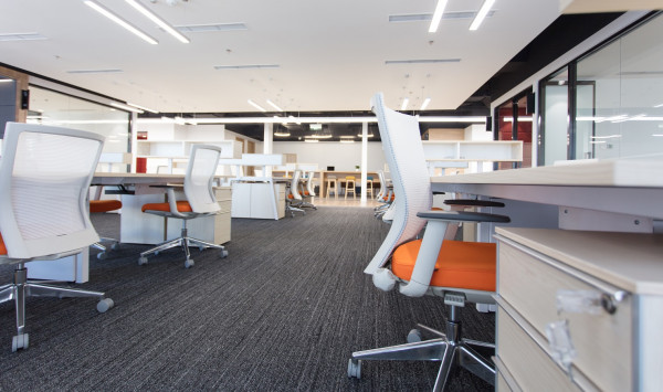 Flooring Options for Commercial Spaces