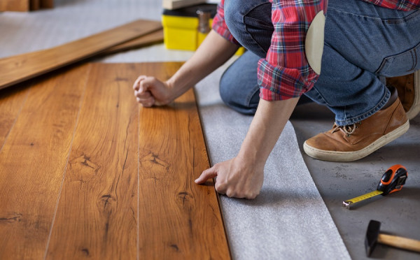 Few Advantages of Laminate Flooring Installation